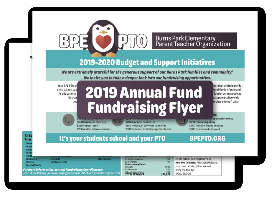 Annual Fund Flyer